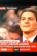 Labour Leadership result announced