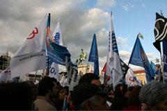 Lisbon Protest