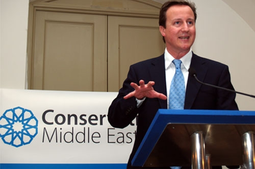 Photo: Conservative Middle East Council