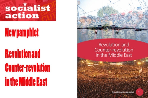 Pamphlet: Revolution and Counter-revolution in the Middle East