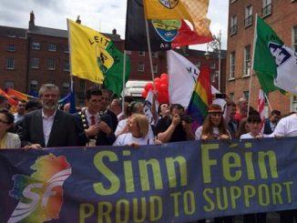 Photos: Sinn Fein