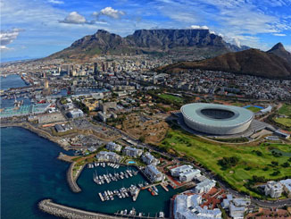 Climate change strikes Cape Town