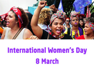 International Women's Day – celebrating the leading role of women