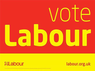 Local elections : all out for Labour!