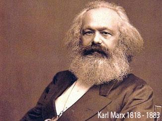 Marx on England