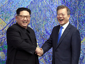 Kim plays a blinder in Korea