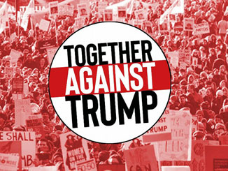 Protest against Trump's visit to Britain – 13 July