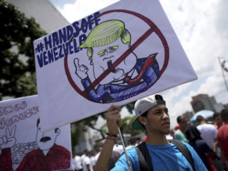 US increases the pressure on Venezuela
