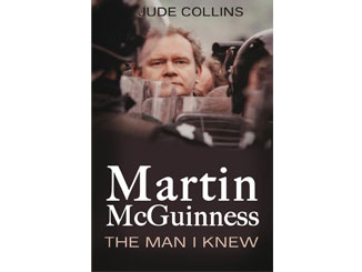 Martin McGuinness: The Man I Knew by Jude Collins – Book Review