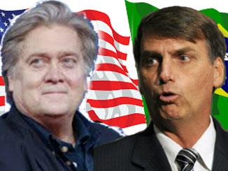 Bolsonaro, Bannon and the Brazilianelection