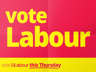 Vote Labour in the Euro Elections!