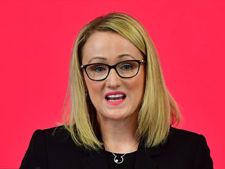 All out for Rebecca Long-Bailey for Labour Leader