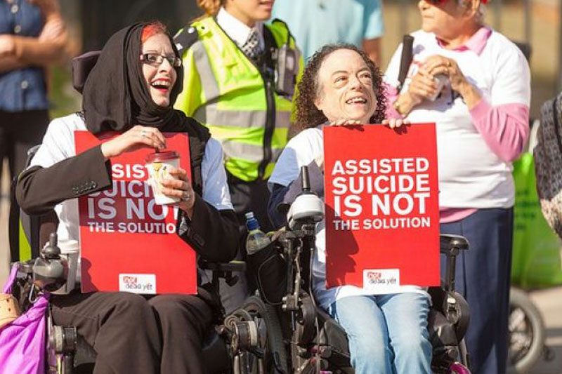 How to think about assisted dying and why it should not be legalised – the real position of disabled people in capitalism