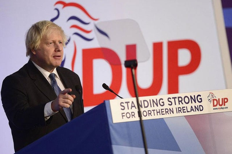 The British government is responsible for the renewed turmoil in Ireland