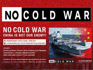 International movement against new cold war is growing