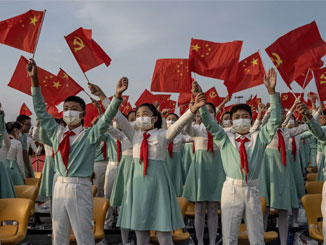 100 years of the Communist Party of China