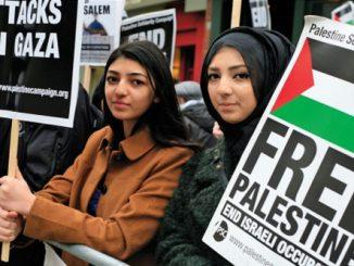 Photo: Palestine Solidarity Campaign