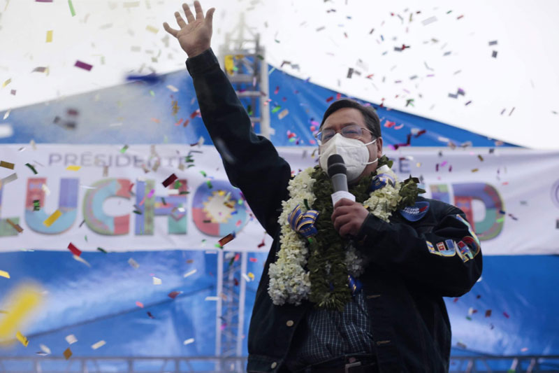 Bolivia's great victory against US imperialism and the immense challenges ahead