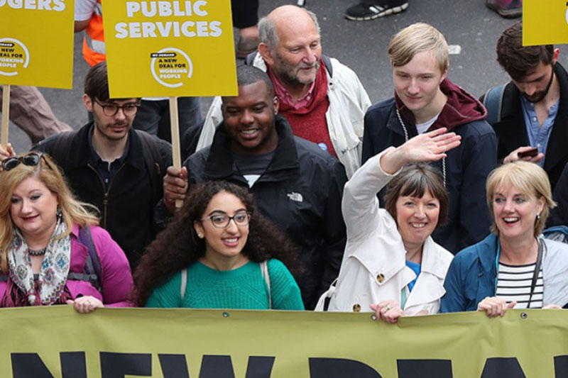 Rumblings in the trade union movement