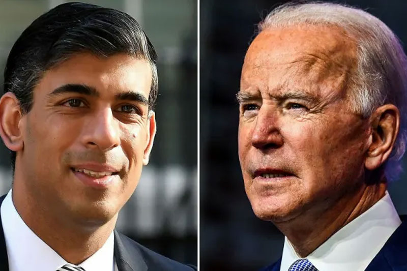 Why Sunak and Biden are not Keynes, Corbyn or McDonnell