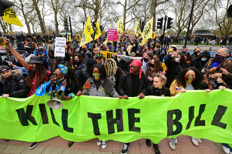 The left is taking up the fight against the new authoritarianism- the labour movement and civil society should take their lead